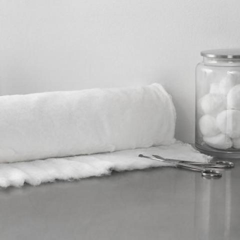 Non-Sterile Cotton Roll